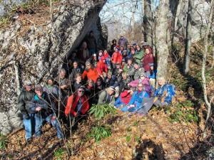 Rim Hike 10 Top of Brushy