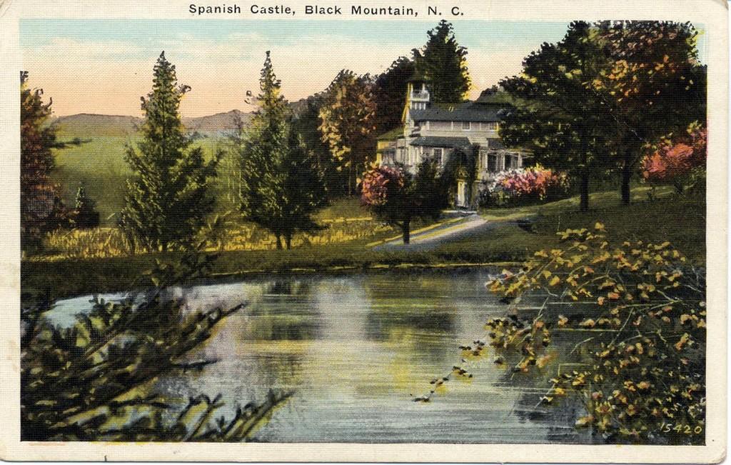 The Spanish Castle, propiedad de Guastavino en Asheville